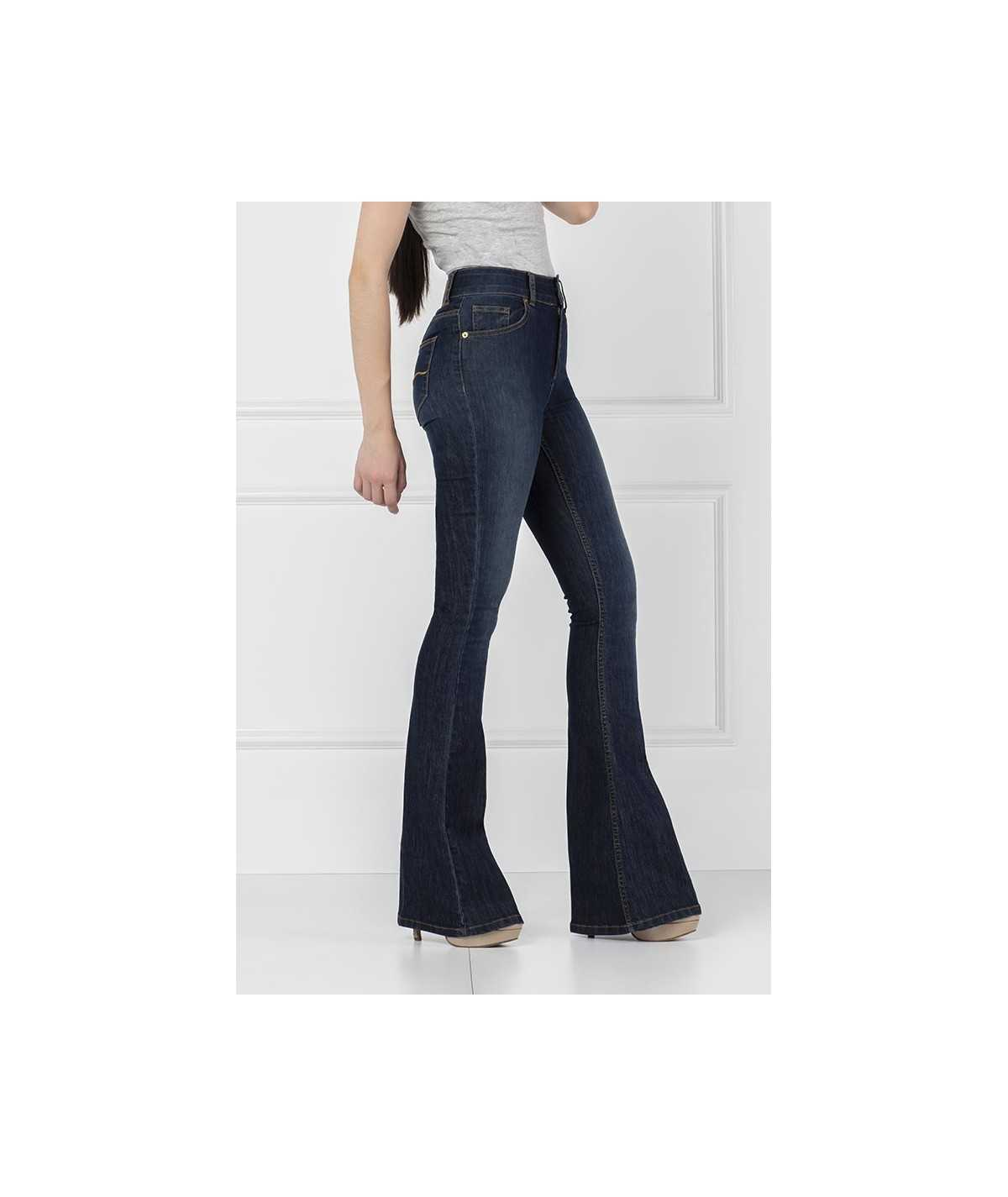 Flare Jeans - Miss Flawless Aly John